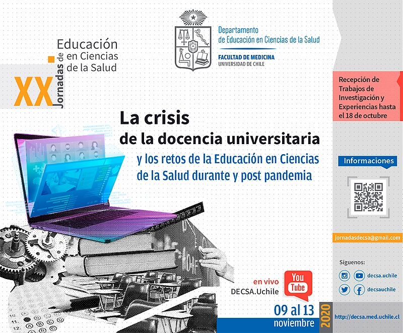 La crisis de la docencia Universitaria @ Web (YouTube)